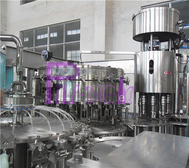 Machine de remplissage carbonatée-3