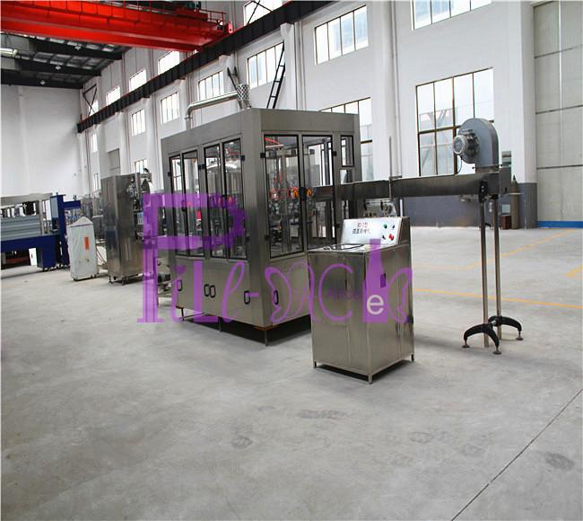 Machine de remplissage d'eau-3